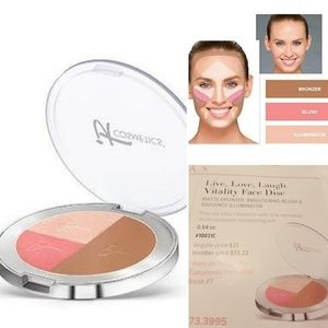 NWOB it Cosmetics Vitality Face Disk